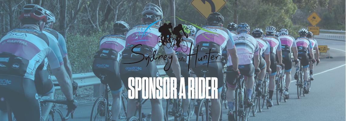 Sponsor a Rider